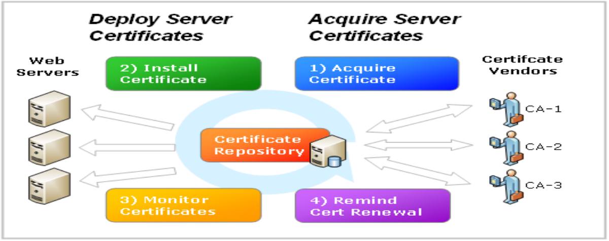Difference between SSL and TLS certificate