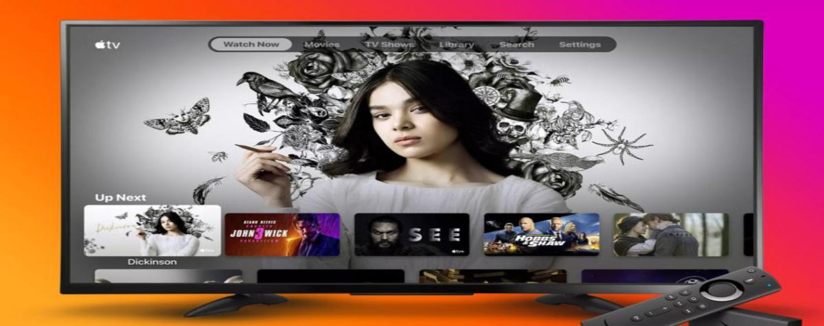 The Apple TV app arrives on Amazon Fire TV devices