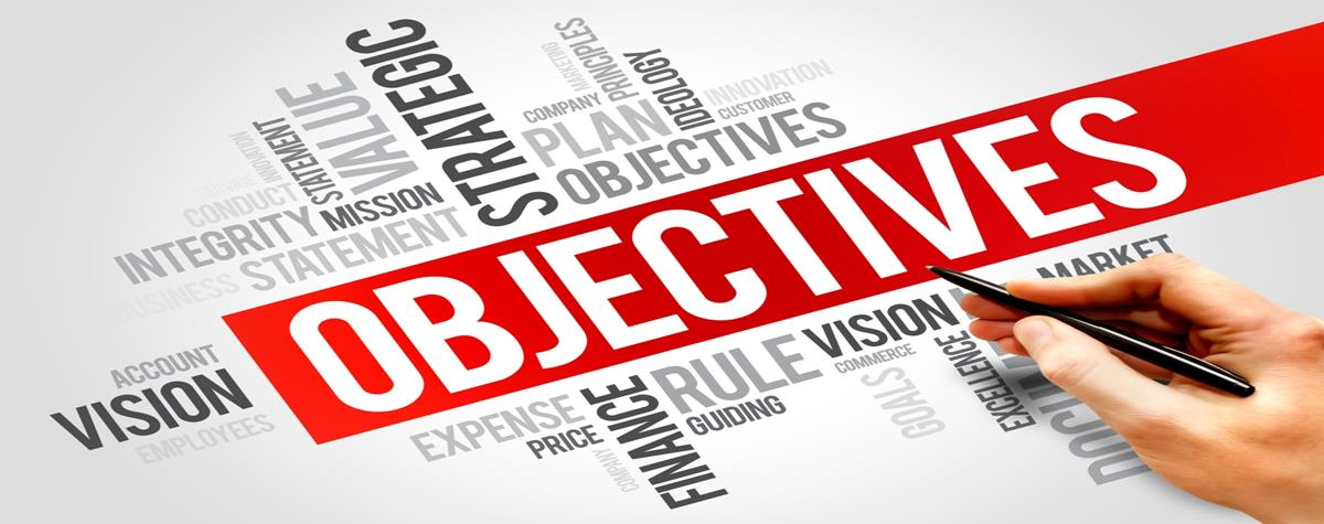 Define your fears to achieve the objectives