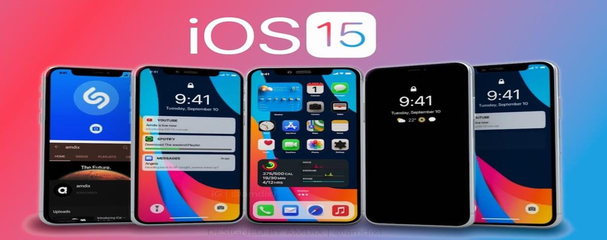 What new features does iOS 15 bring us?