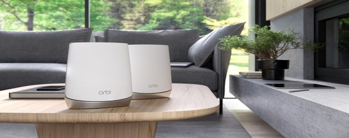 Is your WiFi slow? Upgrade to WiFi 6 with New Orbi WiFi Systems