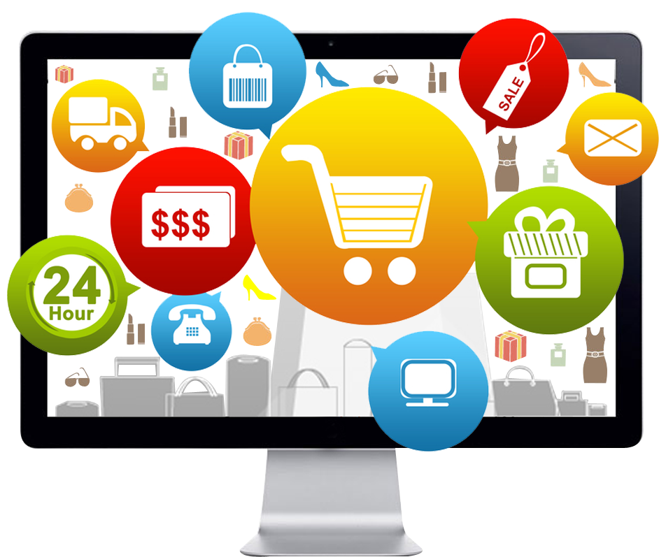 Creation of e-commerce Site