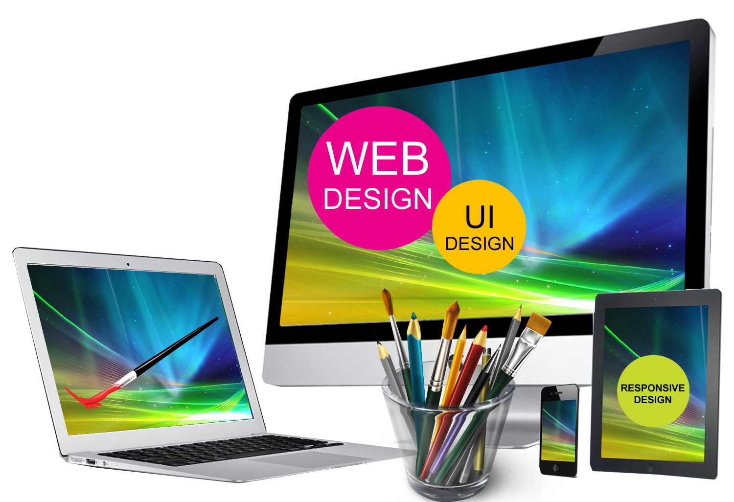 Web Design Background PNG Home