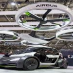 "Uber and NASA work together on ""flying car"""